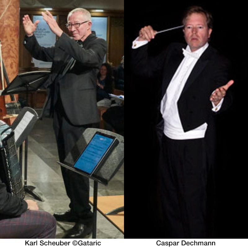 Dirigentenwechswel